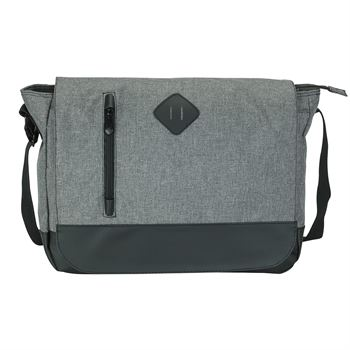 Madison Messenger Bag - Personalization Available