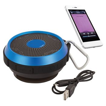Water Resistant Wireless Speaker - Personalization Available