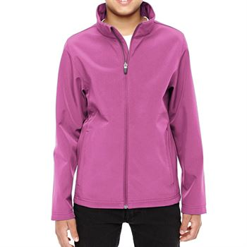 Team 365 Leader Youth Soft Shell Jacket