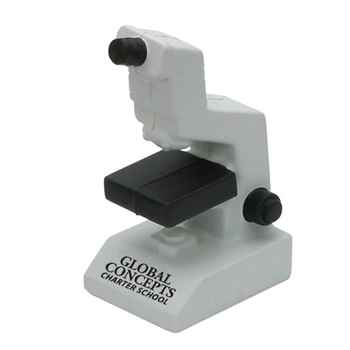 Lab Microscope Stress Reliever - Personalization Available