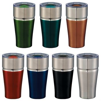 Milo Copper Vacuum Tumbler 20-oz. - Personalization Available