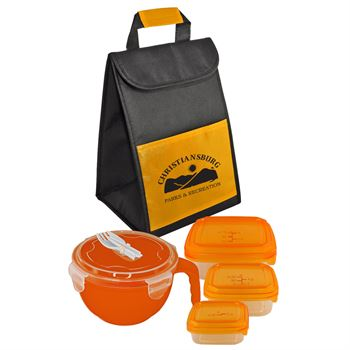 Portion Control & Noodles To Go - Personalization Available