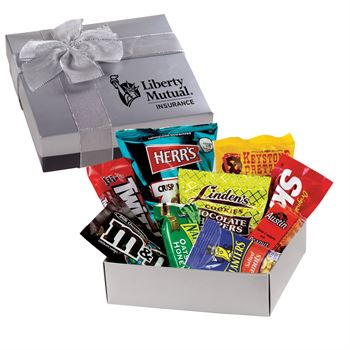Crowd Pleaser Gift Box - Personalization Available