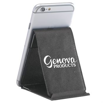 Cell Mate Smartphone Wallet And Trifold Stand - Personalization Available