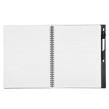 Big Wave Large Spiral Notebook Set - Personalization Available