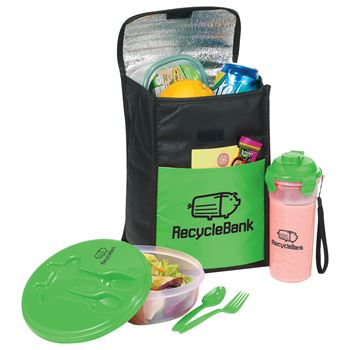 Stay Fit Cooler Gift Set - Personalization Available