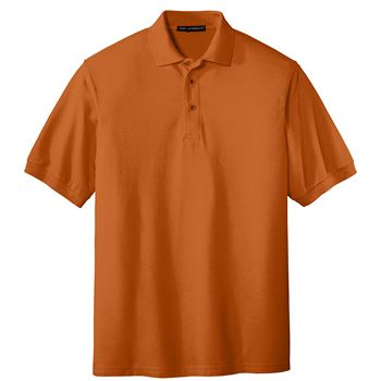 Port Authority® Mens Silk Touch™ Polo