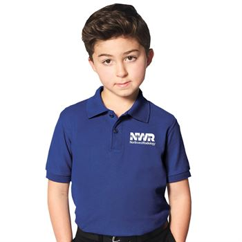 Port Authority® Youth Silk Touch™ Polo - Personalization Available