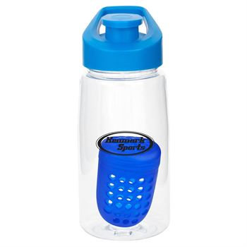 Floating Infuser Bottle 18-oz. - Personalization Available