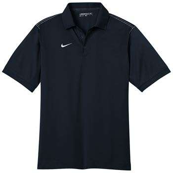 Nike Men's Dri-Fit Sport Swoosh Pique Polo