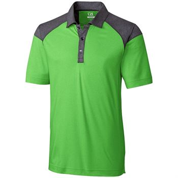 Cutter & Buck® Men's Chelan Colorblock Polo - Personalization Available