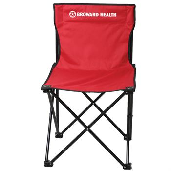Price Buster Folding Chair With Carrying Bag - Personalization Available