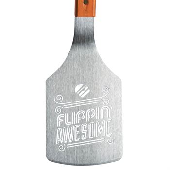The Sportula BBQ Spatula With Flippin' Awesome Design