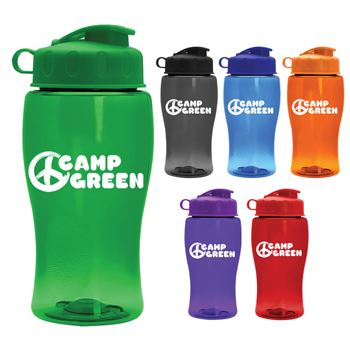 Junior Sports Bottle With Flip Top Lid 18-oz. - Personalization Available