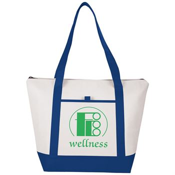 Boat Tote Cooler - Personalization Available