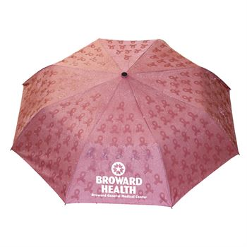 Pink Mood Umbrella - Personalization Available