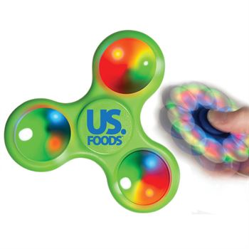 Light-Up Spinner - Personalization Available