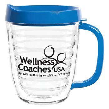 12-oz. Double-Wall Coffee Mug - Personalization Available