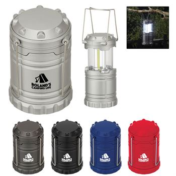 Extra Bright LED Pop-Up Lantern - Personalization Available