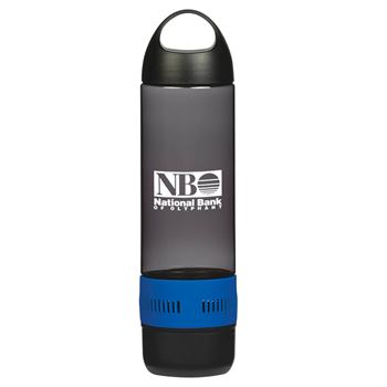 AudioBottle Water Bottle With Speaker - Personalization Available