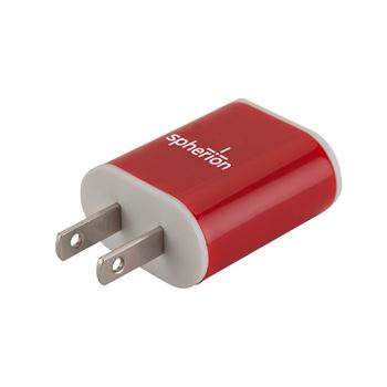 Thunder USB Wall Charger - Personalization Available