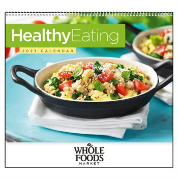Healthy Eating 2019 Deluxe Appointment Calendar - Spiral - Personalization Available