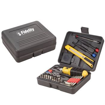 30-Piece Tool Set - Personalization Available