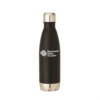 Vacuum Insulated Bottle Gift Set 17-oz. - Personalization Available