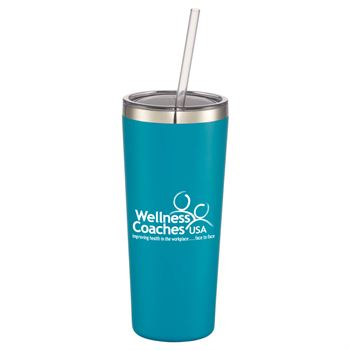 Thor Copper Vacuum Insulated Tumbler 22-oz. - Personalization Available
