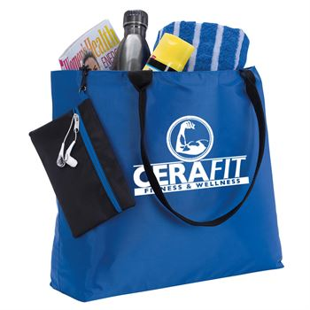 Casual Sports Tote - Personalization Available
