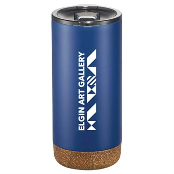 Valhalla Copper Vacuum Tumbler With Cork 16-oz. - Personalization Available