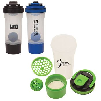 Lava Fitness Shaker Cup 24-oz. - Personalization Available