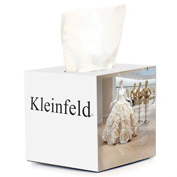 Mini Tissue Box - Personalization Available