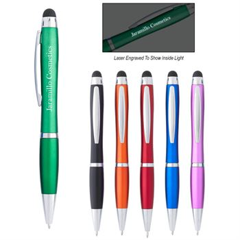 Light-Up Stylus Pen - Personalization Available