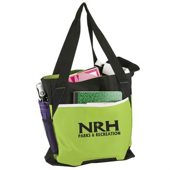 Harbor Tote - Personalization Available