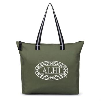 d5975cbc6 Main Street Jumbo Tote Bag - Personalization Available | Positive Promotions