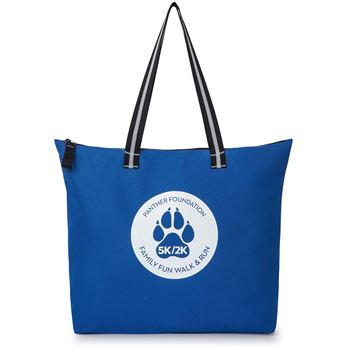 Main Street Jumbo Tote Bag - Personalization Available