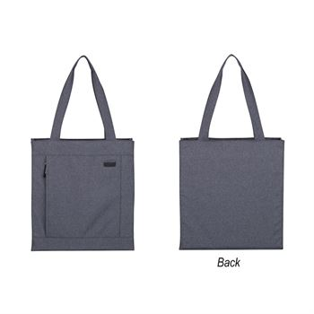 Hidden Zipper Tote - Personalization Available