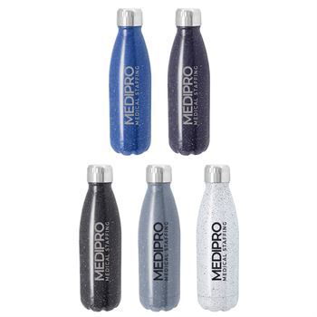 Speckled Stainless Steel Swig Bottle 16-oz. - Personalization Availabler