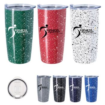 Speckled Fiji Stainless Steel Tumbler 20-Oz.