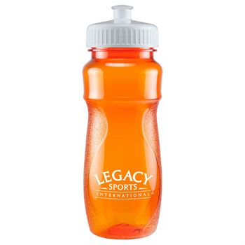 Eclipse Bottle With Push-Pull Lid 24-oz. - Personalization Available