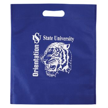 Non-Woven Large Die-Cut Bag - Personalization Available