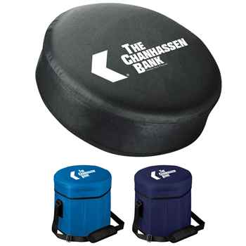 Game Day Cooler Seat - Personalization Available