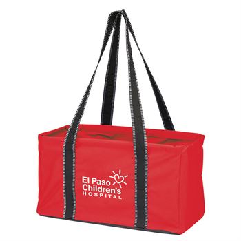 Junior Utility Tote Bag - Personalization Available