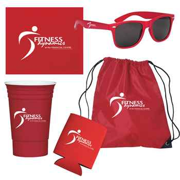 Tailgate Kit - Personalization Available