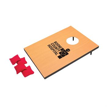 Mini Bean Bag Toss Game - Personalization Available
