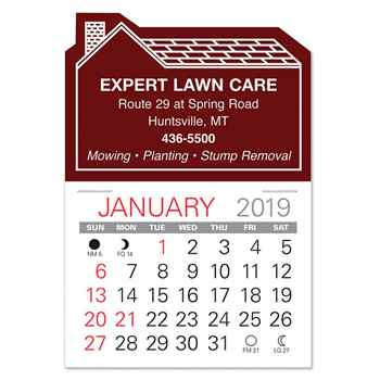 2020 Value Stick-Up House Calendar - Personalization Available