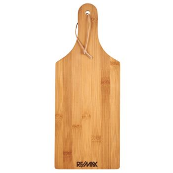 Large Cutting Board with Handle and Hanging Loop - Personalization Available