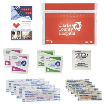 Personal First Aid Kit - Personalization Available