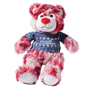 Marley Plush Teddy Bear - Personalization Available